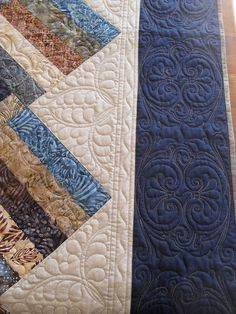 close up by Jessica's Quilting Studio
