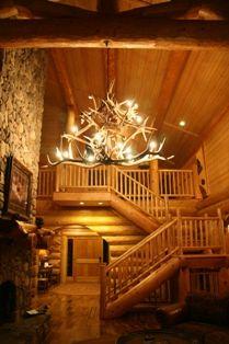 River Ridge Lodge Vacation Rental Cabin in Blue Ridge, Georgia