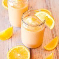 Orange Push Up Smoothie