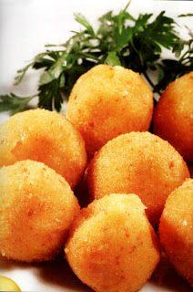 Flavors of Brazil: RECIPE- Manioc Fritters (Bolinho de Aipim)