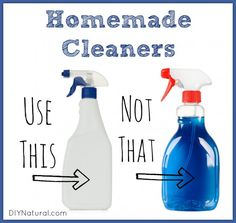 Homemade Cleaners! Whether you're trying to saving money or trying to keeping toxins out of your household, you've come to the right place. Let's get started!