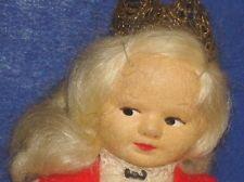 8 Ronnaug Petterssen Cloth BRIDAL Doll Norway 1950s