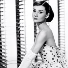 Today is Audrey's birthday. She would have been 83.