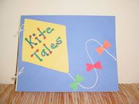 Kite Tales – Ask each child to write a story about what it would be like to be a kite.  What could you see?  What could you hear?  How would you feel?  What would you do?