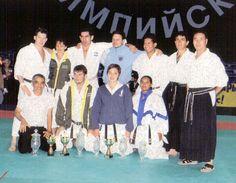 Campeonato Copa del Mundo, Moscu Rusia, 2000