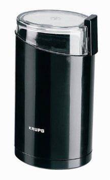 KRUPS 203-42 Electric Spice and Coffee Grinder with Stainless Steel blades,Black: Amazon.com: Kitchen & Dining