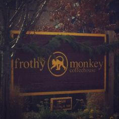 The Frothy Monkey
