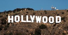 Hollywood Sign! logo, 50 states, city of angels, dream, font, california, los angeles, place, walk