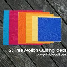 quilting ideas, freemot design, idea swimbikequilt, free motion, fmq idea