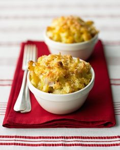 Macaroni and Cheese.