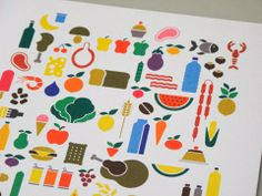 icons graphic design, food icon, foods, food vector, graphics, icons, vector icon, food pattern, food illustrations
