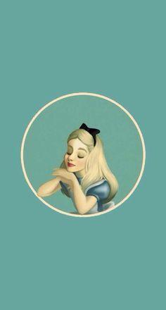 Alice In Wonderland:  #Alice.