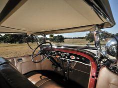 1928 Cadillac V8 34A Dual Cowl Phaeton