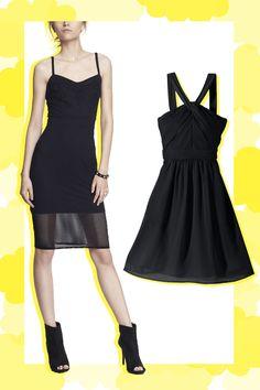 Mesh Sheath Dress, EXPRESS, $88