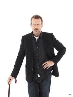 Hugh Laurie :)