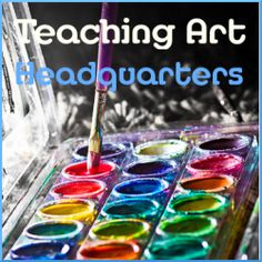 Welcome to Teaching Art Headquarters-- a collection of excellent resources to inspire and guide you as you educate children in the arts.  Are the...