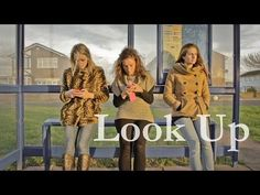 look up video, live it up, real life, the real, life lessons