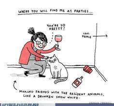 Haha, true story! Thanks @Danielle Grubbs