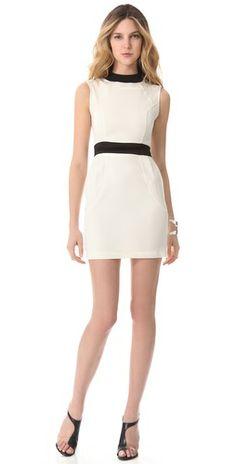 LRK White Dress