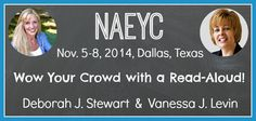 NAEYC Conference 2014- National Association for the Education of Young Children Nov. 5-8, 2014 Dallas Texas