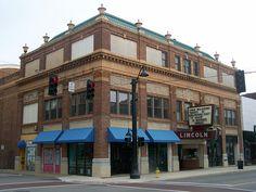 Lincoln Theater- Belleville IL    Belleville Historic District