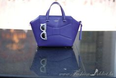 Kate Spade Purple Beau Bag