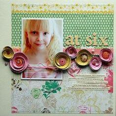 tutorial rose di carta, stoffa, fimo