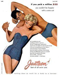 Jantzen ads // Pete Hawley