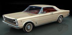 '66 Ford Galaxie