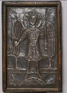 Archangel Michael, 12th-13th Century.