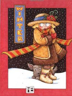 Winter Mary Engelbreit