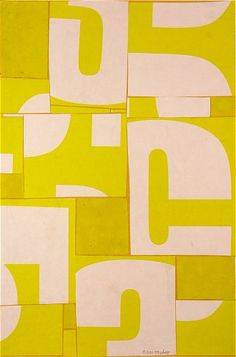 graphic design, artists, make art, color design, poster, collag, cecil touchon, blushes, yellow