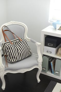 A Peek at Blogger Mara Ferreira's Desk Space