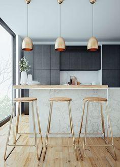 Stunning Kitchen render on Behance Raya Todorova