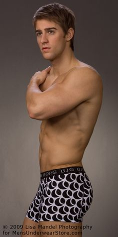 Luke Guldan by Lisa Mandel for Men's Underwear Store (2009)