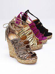 Victoria Secret...shoes...not bras...shoes!! ;)