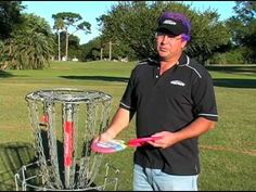 Discraft Disc Golf Clinic: Putting Basics  Birdshot Disc Golf Apparel  www.birdshotdiscgolf.com