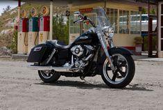 My man's new ride.  2012 Harley-Davidson Switchback