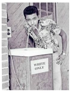 Twitter / theretronaut: New Time Capsule: Whites only, ...