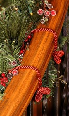 Garland Ties from the Sterling Pear