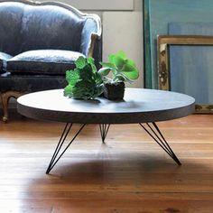 Ray Legged Round Coffee Table  (249 from dotandbo<dot>com; retails 319)