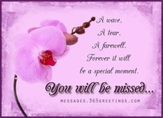 ... moving away on Pinterest | Farewell Card, Wicked and Wicked Quotes