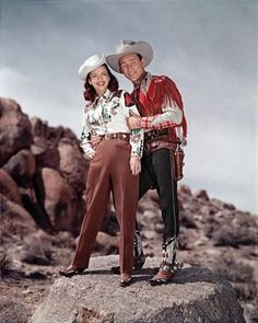 Roy Rogers and Dale Evans' Silver Screen Gems