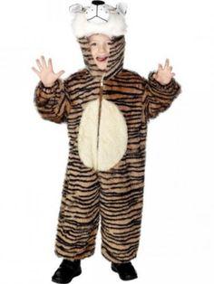 Kids Tiger #costume. #disfraz de tigre infantil.