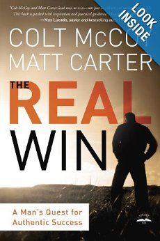 Real Win by Colt McCoy and Matt Carter