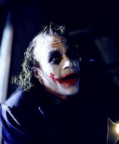 Why so serious?? #Joker