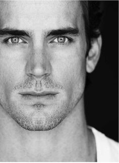 Matthew Bomer - close up awesomeness