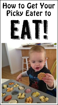 The best tips on how to get your picky eater to eat!