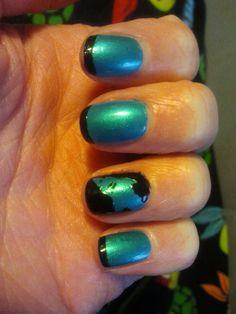 San Jose sharks nails