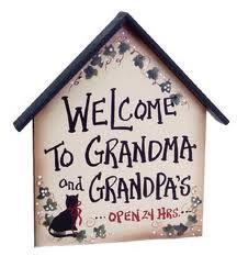 Grandma & Grandpa's House